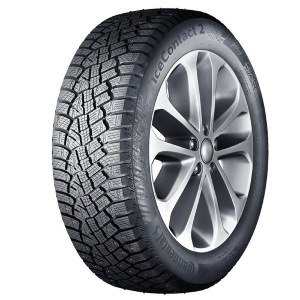 Continental ContiIceContact 2 KD 235/65R19 109T Шип